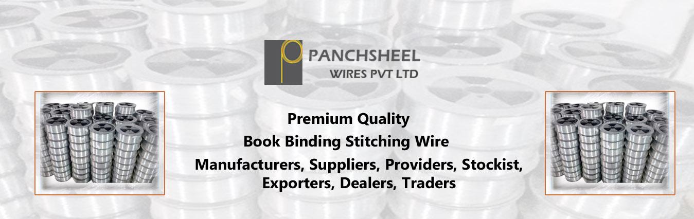 Book Binding Stitching Wire