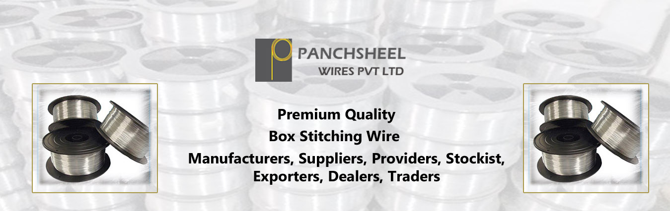 Box Stitching Wire