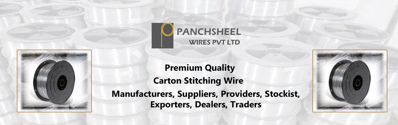 Carton Stitching Wire